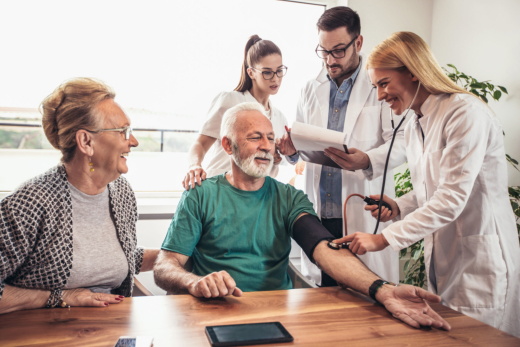 Questions to Ask a Doctor When Accompanying a Senior